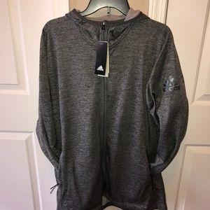Adidas warm up jersey spring jacket
